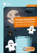 Grammatikspiele zum Üben und Fördern, m. 1 CD-ROM
