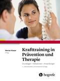 Krafttraining in Prävention und Therapie