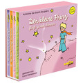 Der kleine Prinz fliegt zu den Sternen, 4 Audio-CDs