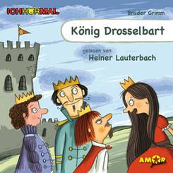 König Drosselbart, 1 Audio-CD