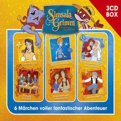 SimsalaGrimm 3-CD Hörspielbox - Vol.3