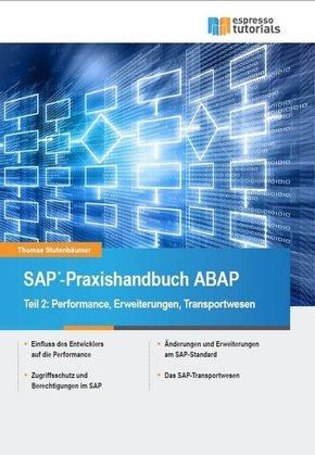 SAP-Praxishandbuch ABAP - Tl.2