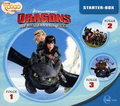 Dragons - Die Reiter von Berk - Dragons Starter-Box