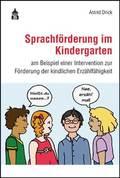 Sprachförderung im Kindergarten