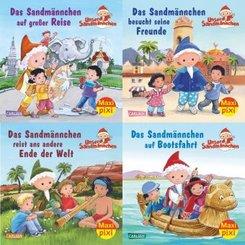 Das Sandmännchen, 4 Hefte