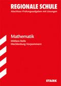 Regionale Schule - Mathematik, Mittlere Reife Mecklenburg-Vorpommern