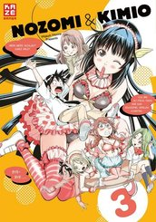Nozomi & Kimio - Bd.3