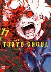 Tokyo Ghoul - Bd.11