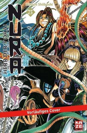 Nura - Herr der Yokai - Bd.23