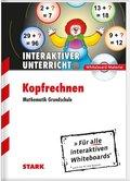 Interaktiver Unterricht: Kopfrechnen - Mathematik Grundschule, CD-ROM