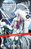 Magi - The Labyrinth of Magic - Bd.18