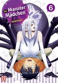 Die Monster Mädchen - Bd.6