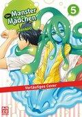 Die Monster Mädchen - Bd.5