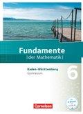 Fundamente der Mathematik, Gymnasium Baden-Württemberg: 6. Schuljahr, Schülerbuch