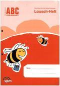 ABC Lernlandschaft, Neubearbeitung: 1. Schuljahr, Basis-Paket (Druckschrift), 5 Arbeitshefte