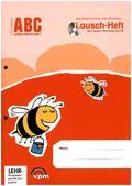 ABC Lernlandschaft, Neubearbeitung: 1. Schuljahr, Basis-Paket (Druckschrift), 5 Arbeitshefte und 3 CD-ROMs