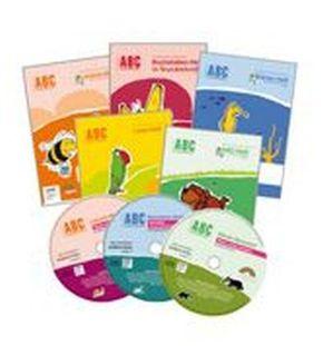 ABC Lernlandschaft, Neubearbeitung: 1. Schuljahr, Basis-Paket (Grundschrift), 5 Arbeitshefte und 3 CD-ROMs