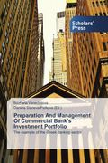 Preparation And Management Of Commercial Bank's Investment Portfolio