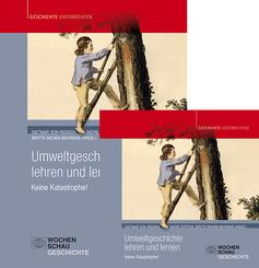 Umweltgeschichte lehren und lernen, m. CD-ROM