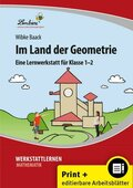 Im Land der Geometrie, m. CD-ROM