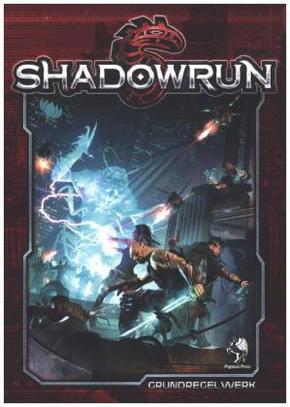 Shadowrun, 5. Edition Regelbuch