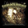 Sherlock Holmes Chronicles - Der Flottenvertrag, 1 Audio-CD