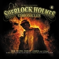 Sherlock Holmes Chronicles - Der Teufel von St. James, 2 Audio-CD