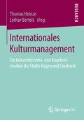 Internationales Kulturmanagement