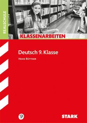 Klassenarbeiten Deutsch 9. Klasse, Realschule