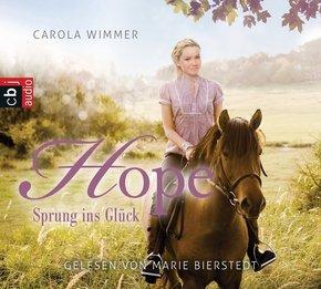 Hope - Sprung ins Glück, 3 Audio-CDs