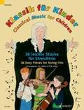 Klassik für Kinder / Classical Music for Children, 2 Violinen und Violoncello, Partitur und Stimmen