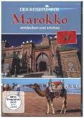 Der Reiseführer: Marokko entdecken und erleben, 1 DVD