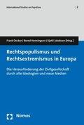 Rechtspopulismus und Rechtsextremismus in Europa