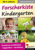 Forscherkiste Kindergarten