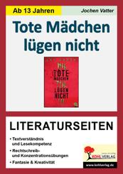 """Jay Asher """"Tote Mädchen lügen nicht"""", Literaturseiten"""