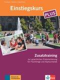 Berliner Platz NEU: Einstiegskurs Plus, Zusatztraining