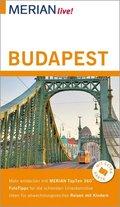 MERIAN live! Reiseführer Budapest
