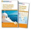 MERIAN live! Reiseführer Mittelmeerkreuzfahrt Östlicher Teil