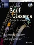 Soul Classics, Alt-Saxophon, m. Audio-CD