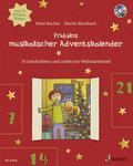 Fridolins musikalischer Adventskalender, m. Audio-CD