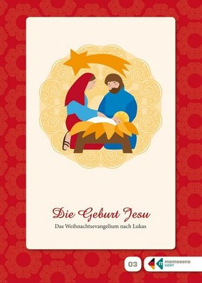 Lesebüchlein zum Erinnern für Menschen mit Demenz: Die Geburt Jesu