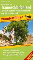 PublicPress Wanderführer Unterwegs im Traumschleifenland Band 4, Zwischen Welterbe Oberes Mittelrheintal und Mittlerer H