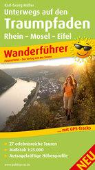 PublicPress Wanderführer Unterwegs auf den Traumpfaden Rhein-Mosel-Eifel-Land