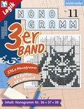 Nonogramm 3er-Band - Bd.11