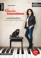 Assoziationen, für Klavier, m. Audio-CD