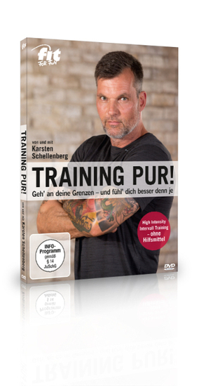 Fit For Fun - TRAINING PUR!, 1 DVD