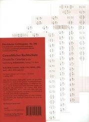 Gewerblicher Rechtschutz, Deutsche Gesetze in der Sammlung Schönfelder, Griffregister