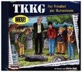 TKKG - Der Friedhof der Namenlosen, 1 Audio-CD