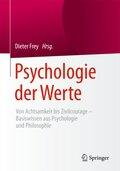 Psychologie der Werte