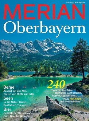 MERIAN Oberbayern